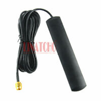 GSM 900MHz 1800MHz duad band external rg174 sma male car gsm patch antenna