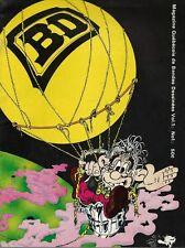 RARE EO REVUE BD MAGAZINE QUÉBÉCOIS DE BANDES DESSINÉES VOL.1 - N° 1 ( 1971 )