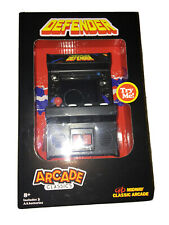 Midway Arcade Classics Defender Electronic Game Machine 17 New Sealed