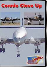 Connie Close Up DVD Lockheed Constellations MATS NEW