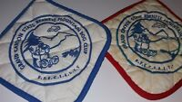 Vintage Grand Canyon State Bernese Mountain Dog Specialty Pot Holders Lot of 2
