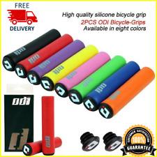 Bicycle Silicone Handlebar Soft Silicone Grips Anti Skid Cycling Mountain Bike