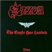 Saxon - The Eagle Has Landed (Live) (2006 Remaster)  CD  NEW/SEALED  SPEEDYPOST