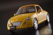 [First43 1/43] Daihatsu Copen 2003 Yellow F43-065