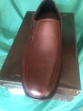 Genuine Leather Men's Dress Shoes By Bostonian.