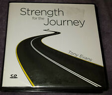 STRENGTH FOR THE JOURNEY 8-CD Set Tony Evans Ministry Bible Study Commentary