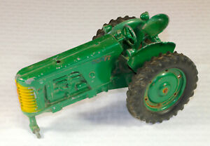 Vintage 1/16 Ertl Oliver 1850 Narrow Front Toy Tractor for restoration