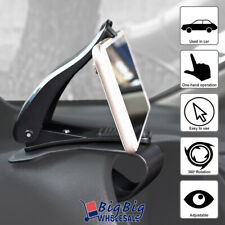 Universal Car Dashboard Mount Holder Stand HUD Design Cradle for GPS Cell Phone