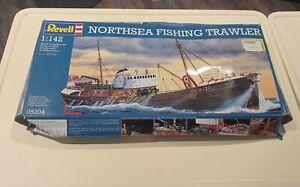 *MISSING PART* Revell No. 05204 | 1:142 Northsea Fishing Trawler