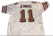 Alex Smith #11 49ers NFL On Field Jersey Size 48
