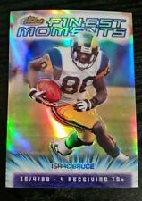 2000 Topps Finest Moments Refractor Isaac Bruce