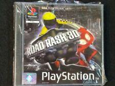 Road Rash 3D videojuego para playstation uno nuevo y precintado