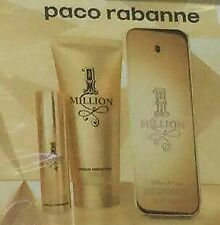 Treehousecollections: Paco Rabanne 1 One Million 3-piece Gift Set For Men