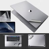 For MacBook Air Pro 13 15 16 Full Body Guard 3M Skin Vinyl Cover Decal Protector