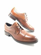 Cole Haan Buckland Saddle Brown Oxford Mens Size 9 C28882 Leather New