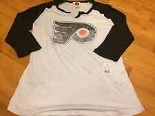 B30 NEW Philadelphia Flyers NHL Hockey Shirt Fan Apparel JUNIORS XL X-LARGE 15