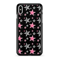 Star Pattern 2D Phone Case Cover
