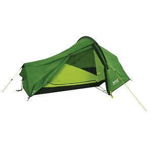 Regatta Montegra 2 Person Green Lightweight Tunnel Tent - New + tags