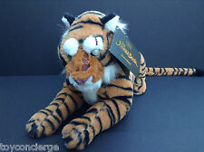 "DISNEY Store PLUSH - SHERE KHAN The JUNGLE BOOK Live Action TIGER Medium 27"" NWT"