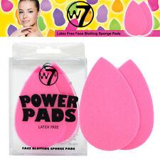 W7 Makeup -  Power Pads Latex Gratuit Facial Visage Oil Blotting Sponge Pads
