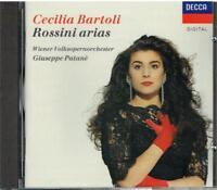 Rossini : Arias / Cecilia Bartoli, Giuseppe Patanè - CD