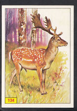Panini Nature Sticker Albums, Packs & Spares