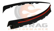 2012-2015 Chevrolet Camaro Genuine GM Front ZL1 Splash Guards Extensions