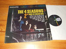 THE 4 SEASONS - 2ND VAULT OF GOLDEN HITS / US-LP VG+