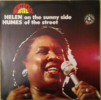 """Helen Humes – On The Sunny Side Of The Street Vinyl 12"""" LP BLP 30167 1975"""