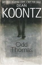 Odd Thomas - Advance Reader - Paperback - Uncorrected Proofs - Collectors w/ CD