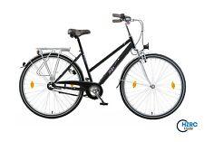28 Zoll Mifa Damenfahrrad Citybike Damen Rad Trekkingrad Bike 3-Gang Shimano NEU