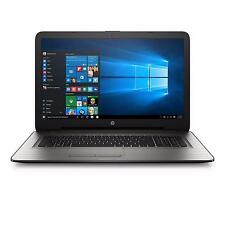 New HP 15.6 inch i5-7200U 2.5GHz 12GB DDR4 1TB HDD DVD Webcam Bluetooth Win 10