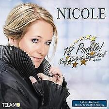 NICOLE  -  12 Punkte - Die Song Contest Siegertitel auf deutsch !! (NEU)