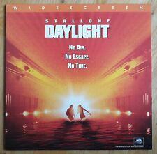 Daylight Widescreen Edition Laser Disc Sylvester Stallone NTSC