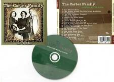 "THE CARTER FAMILY ""Country And Folk Roots"" (CD) 2003"