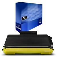 2x Europcart Toner XXL Compatible for Brother MFC-8460 HL-5280