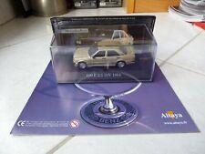 Mercedes 190 E 2.3 16v 1984 W201 1/43 Altaya Ixo neuve blister + fascicule