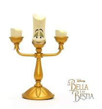Lumière Lumiere con luce Bella e la Bestia Disney beauty and the beast statue
