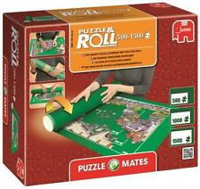 Puzzle Tapis Puzzle & Rouleau Stockage Tapis (500 - 1500 Pièces) - Tout Neuf