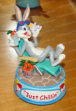 Bugs Bunny, JUST CHILLING (San Francisco Music Box, 50025) Here Comes the Sun!