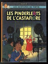 TINTIN   LES PINDERLEOTS DE L'CASTAFIORE    HERGE