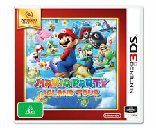 Nintendo Selects Mario Party Island Tour 3ds Game