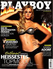 Playboy September/09/2010  Stuntfrau MIRIAM HÖLLER & Bernadette Kaspar