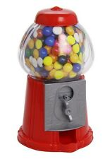 Toy Gumball Machine Red 22cm with approx 90g Gumballs Bubble Gum