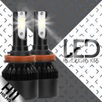 XENTEC LED HID Headlight kit H11 White for 2007-2013 Chevrolet Suburban 2500