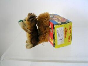 Vintage Original Schuco Archie Noah Ark Squirrel Mint in BOX
