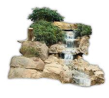 ATG Bachlauf Wasserfall Gartenteich Bachlaufschalen Set I mit Filterfunktion !