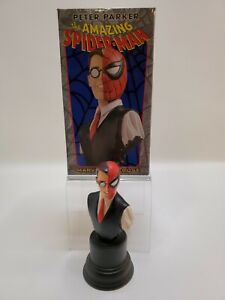 Peter Parker The Amazing Spider-Man Marvel Mini-Bust by Bowen Design 1538/6000