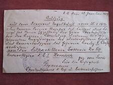 Urkunde Auszug Garde f.d. Eiserne Kreuz 2.Klasse 1914