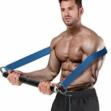 Resistance Bar Portable Home Gym Full Body Workout Equipment Training Kit